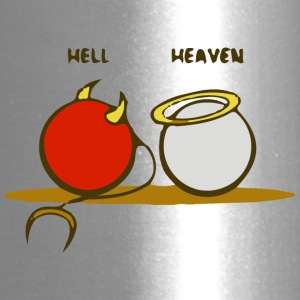 Heaven and Hell - Travel Mug