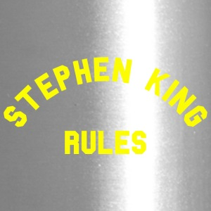 Stephen King Rules vectorized - Travel Mug