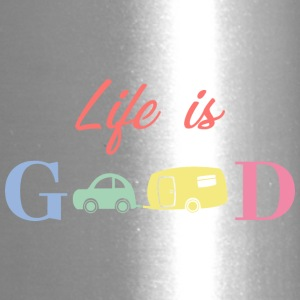 Life Is Good - Travel Mug