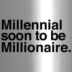 Millennial soon to be Millionaire - Travel Mug