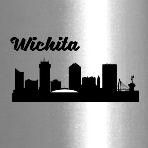 Wichita KS Skyline - Travel Mug