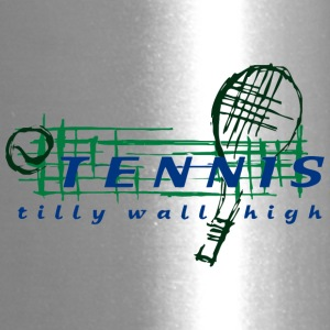 TENNIS tilly wall high - Travel Mug