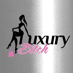 Luxury Bitch Black Pink - Travel Mug