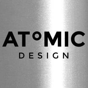 Atomic Design Brand Logo - Travel Mug