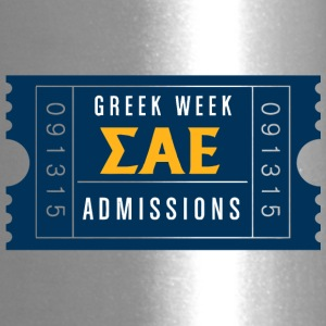 Greek Week Admissions - Travel Mug