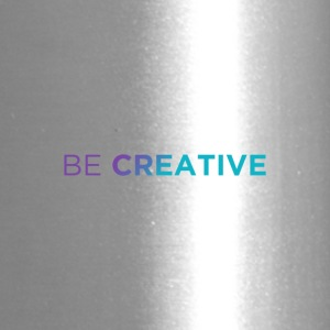 Be Creative x2 Colors - Travel Mug