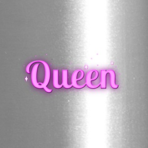 Queen - Pink Magic Sparkles Design - Travel Mug
