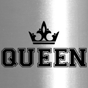 Queen_with_crown1 - Travel Mug