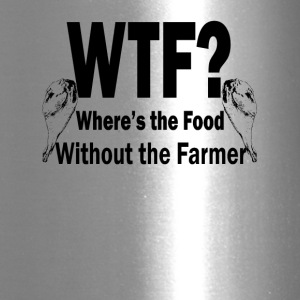 Where's the Food Without the Farmer - Travel Mug
