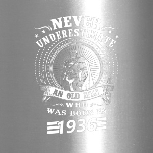 Old Man Who Was Born In 1936 - Travel Mug