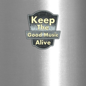 Keep The Good Music Alive Vintage - Travel Mug