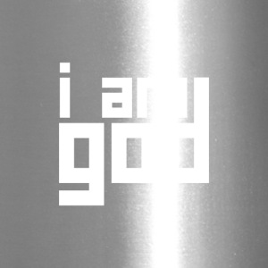 I am god - Travel Mug