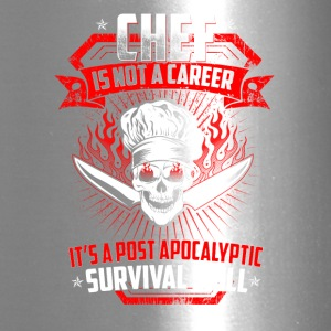 Chef is not a career T-Shirts - Travel Mug