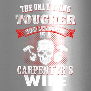 Carpenter's wife T-Shirts - Travel Mug
