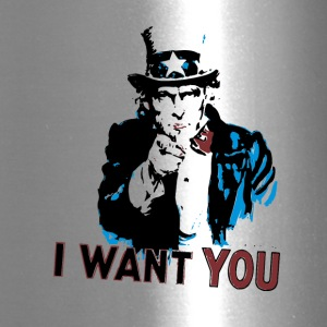 I want you uncle Sam - Travel Mug