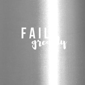 FAIL_greatly_WHITE - Travel Mug