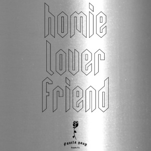 HOMIE LOVER FRIEND - Travel Mug