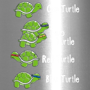 One Turtle Two Turtle - Travel Mug