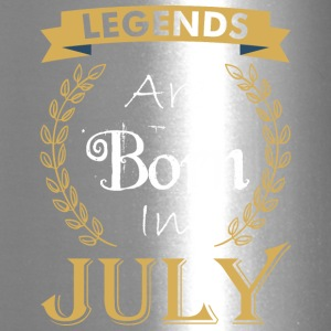 Legend Are Born In July - Travel Mug