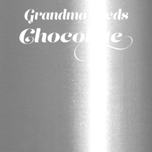 grandma needs chocolate - Travel Mug