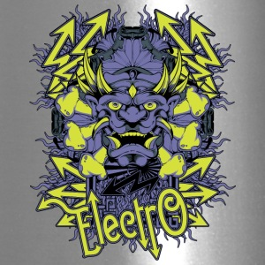 electro demon - Travel Mug