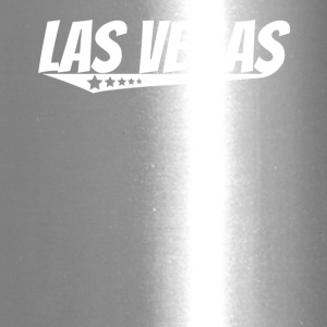 Las Vegas Retro Comic Book Style Logo - Travel Mug