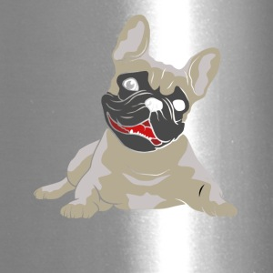 French Bulldog T-shirt - Travel Mug
