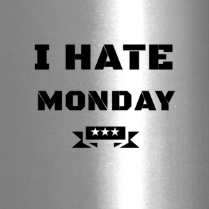 I HATE MONDAY - Travel Mug