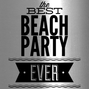 the_best_beach_party_ever - Travel Mug