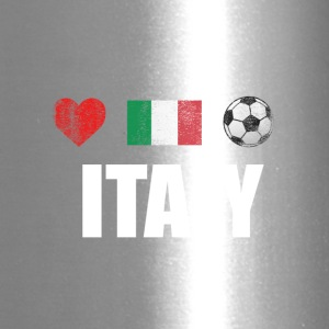Italy Football Italian Soccer T-shirt - Travel Mug