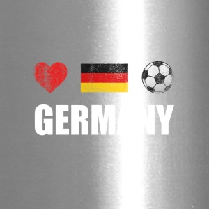 Germany Football German Soccer T-shirt - Travel Mug