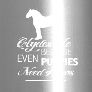Clydesdale Love - Travel Mug