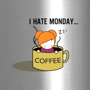 hate monday - Travel Mug