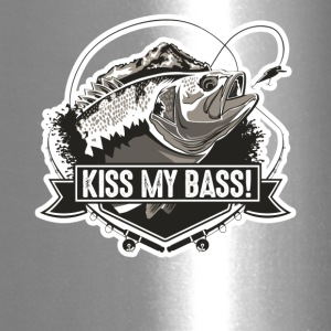 Bass Fishing Tshirt - Travel Mug