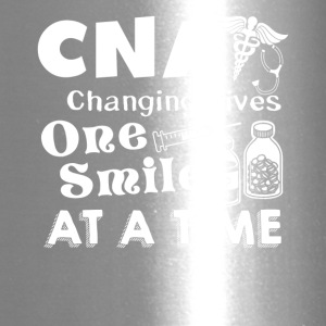 CNA Changing Lives One Smile At A Time - Travel Mug
