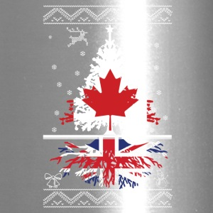 Canadian with British root - Travel Mug