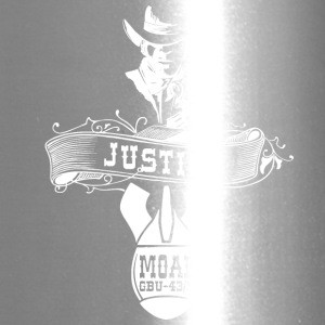 MOAB - Mother Of All Bombs T-Shirt Justice - Travel Mug