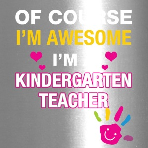 I'm a kindergarten teacher - Travel Mug
