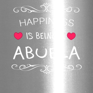 Happiness Is Being a ABUELA - Travel Mug