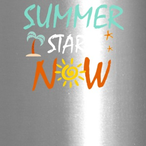 Summer Starts Now - Travel Mug