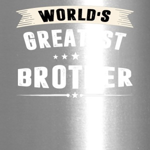 World s Greatest BROTHER T-shirt - Travel Mug