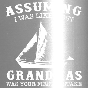 SAILING GRANDMAS SHIRTS - Travel Mug
