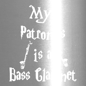 My Patronus is a Bass Clarinet Tee Shirt - Travel Mug