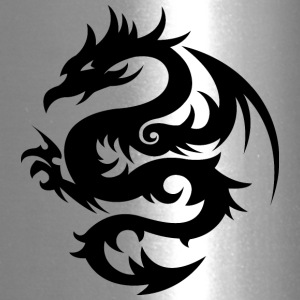 Dragon Tatoo 2 - Travel Mug
