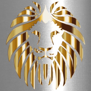 Gold lion - Travel Mug