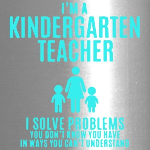 I m a Kindergarten Teacher - Travel Mug