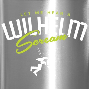Wilhelm Scream - Travel Mug