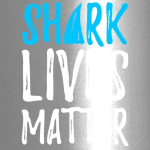 shark lives matter - Travel Mug