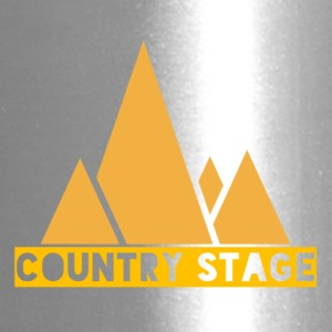 Country Stage - Travel Mug