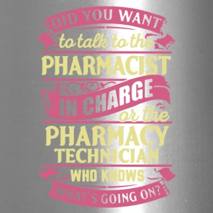 Pharmacy Technician Shirt - Travel Mug
